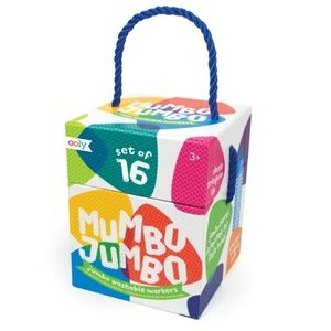 NWT Jumbo Washable Markers Children's Gift